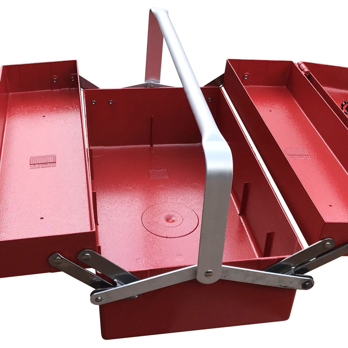 Toolbox red_open